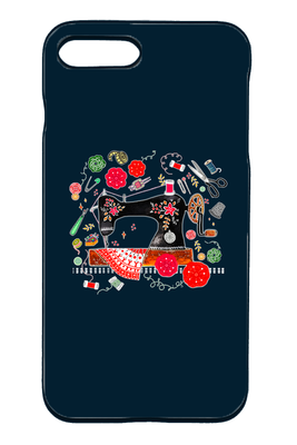 Sewing iPhone Case - I Love Quilting Forever - 33