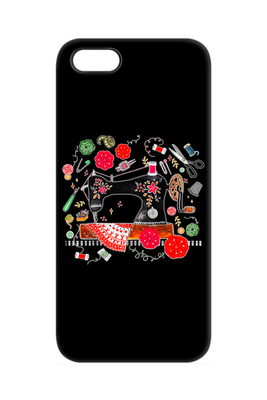 Sewing iPhone Case - I Love Quilting Forever - 12