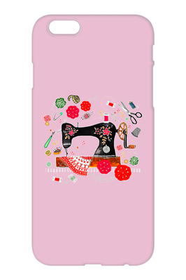 Sewing iPhone Case - I Love Quilting Forever - 20