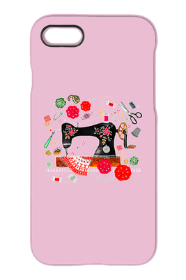 Sewing iPhone Case - I Love Quilting Forever - 31