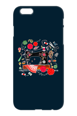Sewing iPhone Case - I Love Quilting Forever - 18