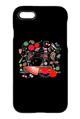 Sewing iPhone Case - I Love Quilting Forever - 27