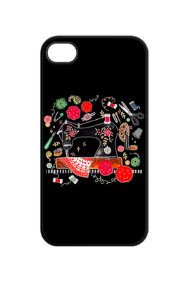 Sewing iPhone Case - I Love Quilting Forever - 5
