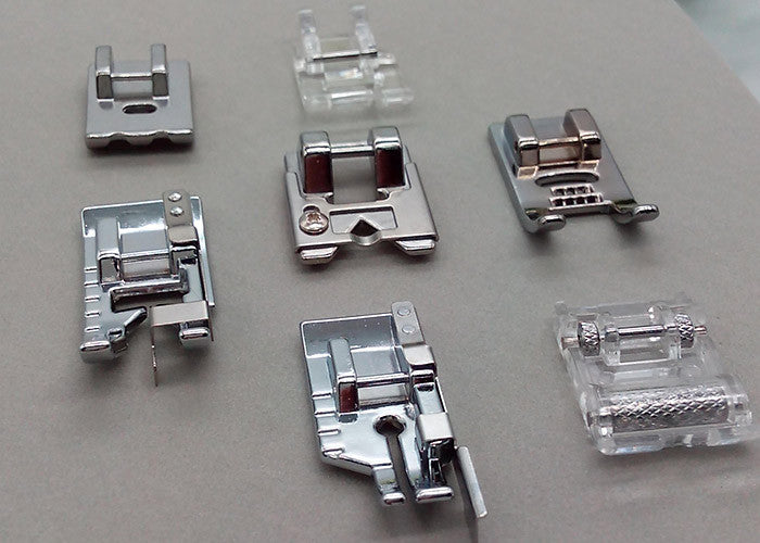 32pcs Presser Feet Set With Case - I Love Quilting Forever - 6