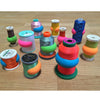 Thread Spool Huggers