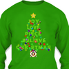Quilting Joy Christmas Shirt