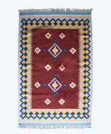 Tyron Deep Red Rug