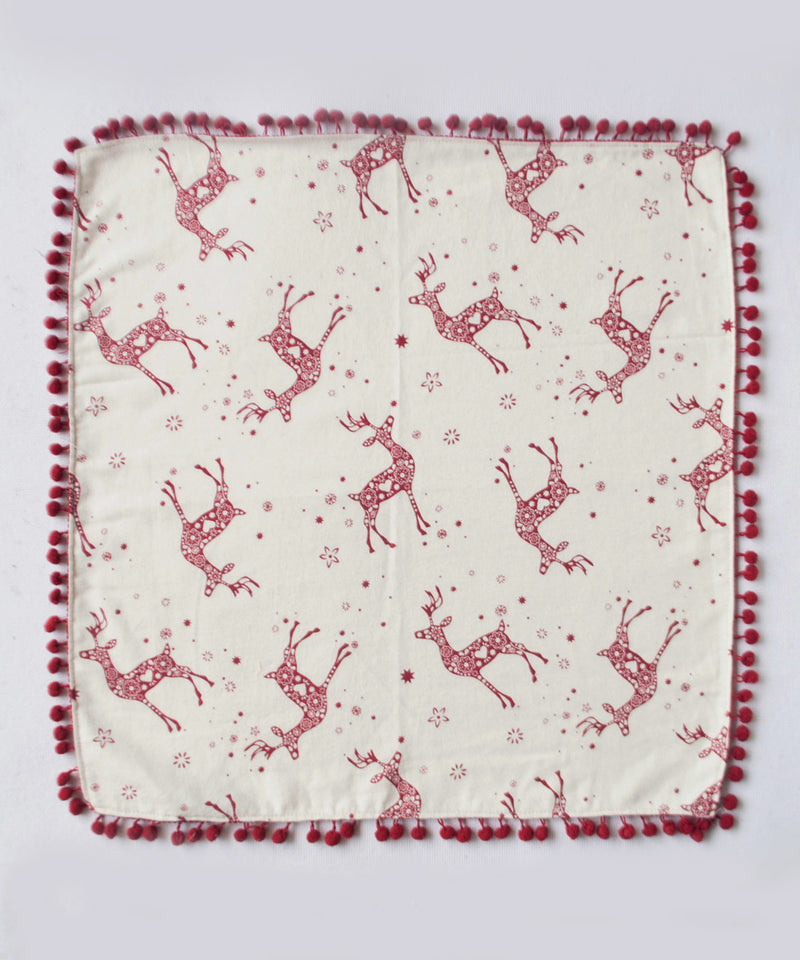 Festive Cocktail Napkins