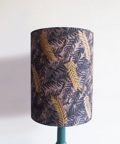 The Leafy Lamp Shade