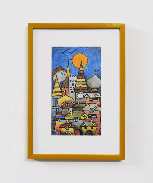 Bright City Wall Art Edition 1