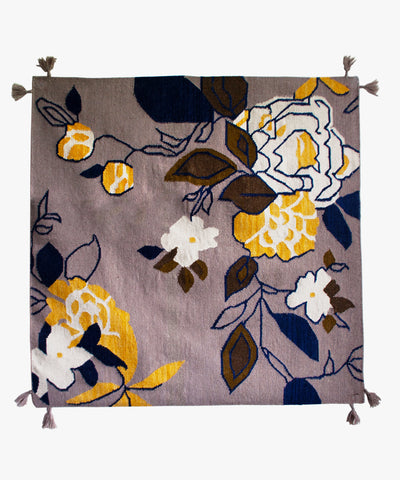 Summer Stone Floral Rug