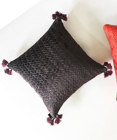 Varela Quilted Cushion Cover