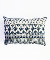 Indigo Earth Bound Cushion Cover