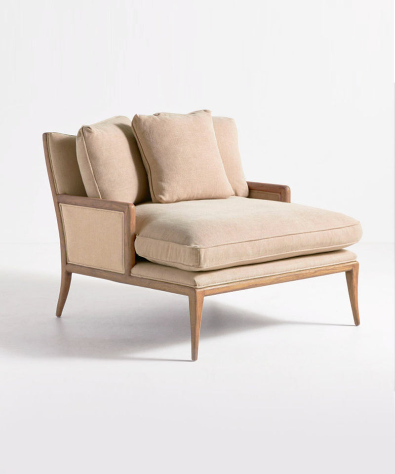 The Cozy Nude Chair / Recliner