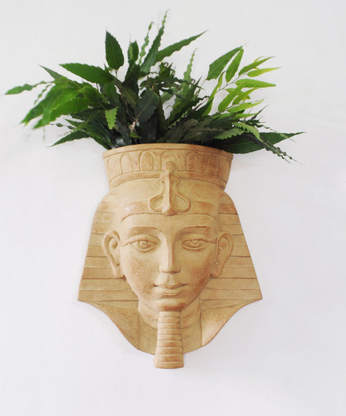 Egyptian Wall Planter