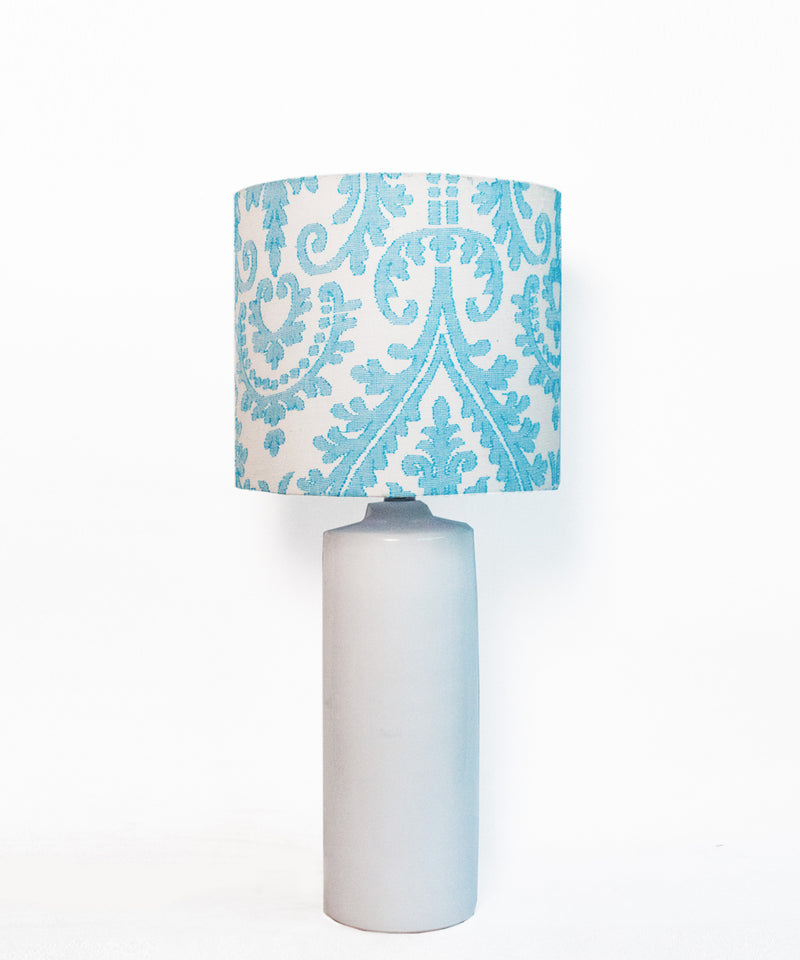 Jade Sky Blue Lamp Ensemble