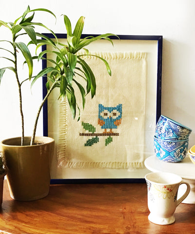 Night Owl Wall Art
