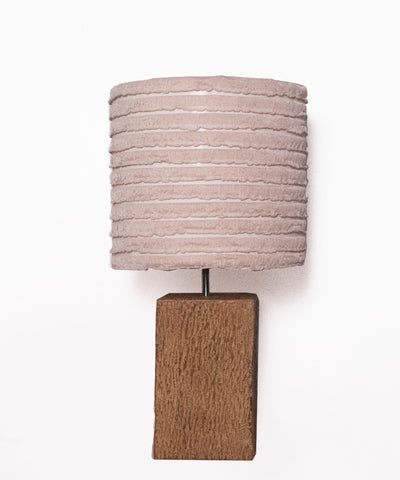 Fusion Of Textured Lamp Ensamble