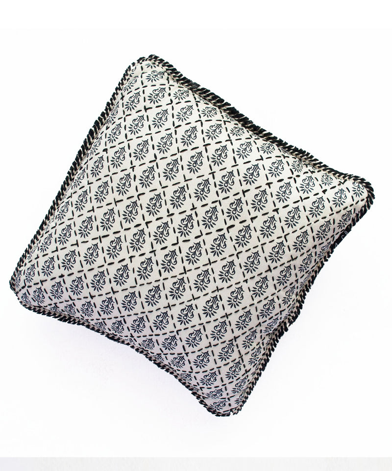Indian Loom Quilted Cushion