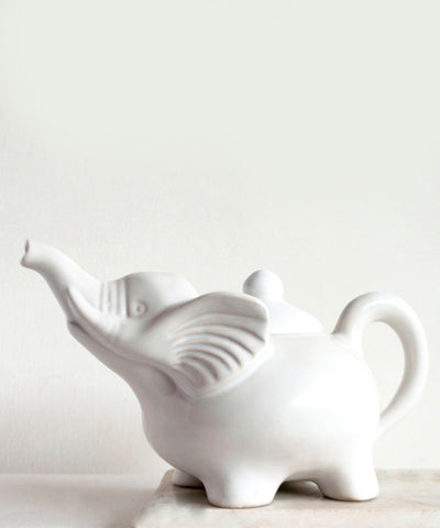 Elephant Debby  Tea Pot