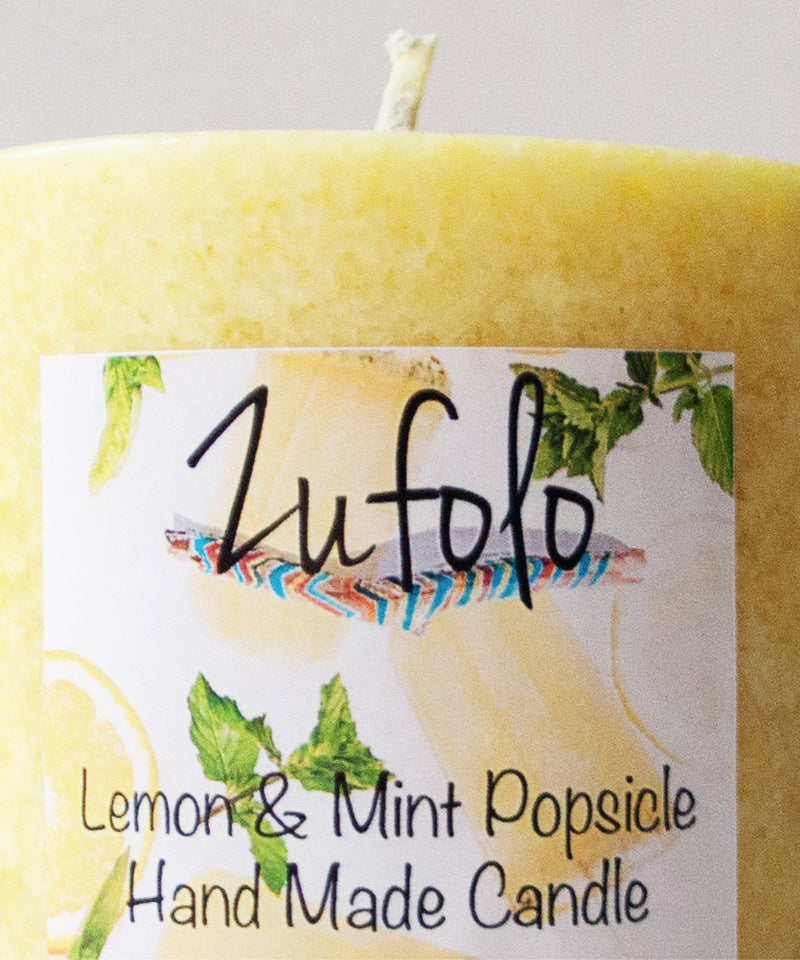 Lemon Mint Popsicle