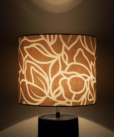 Winter Sky Lamp Shade