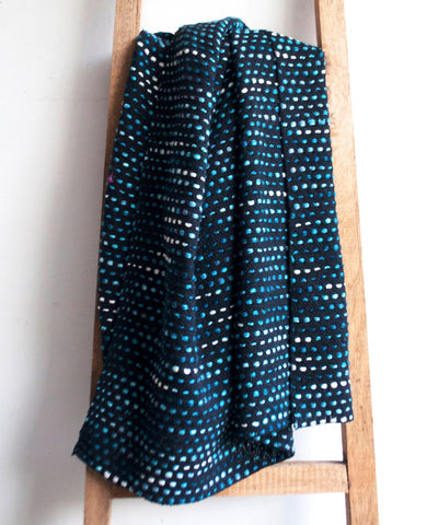 Knitted Pop Throw