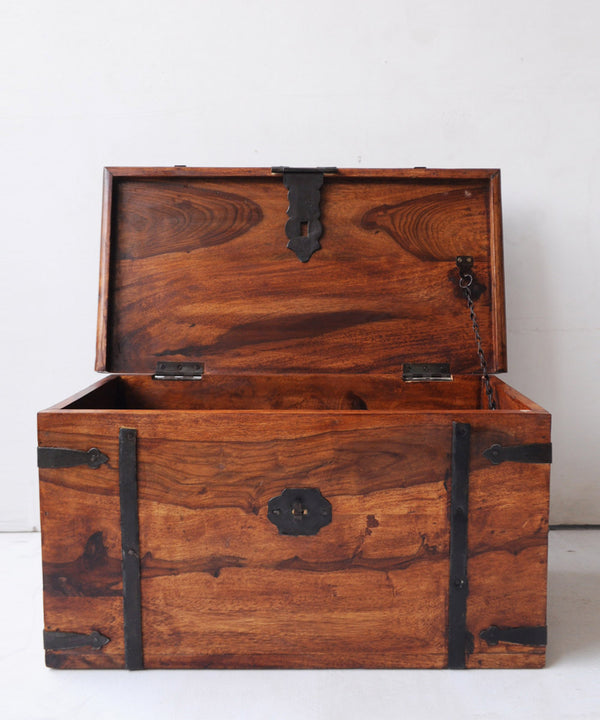 Sheesham Treasure Chest