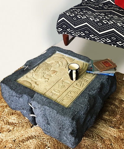 Egyptian Solace Coffee Table