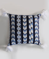 Shades Of Sea Square Cushion