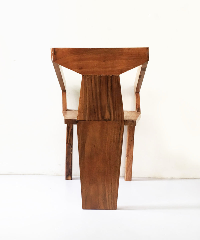 Abstract Theo Chair