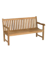 Mahogany Wood Bench