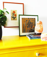 The Marigold Wall Art