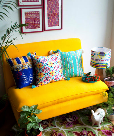 Summer Sun Two Seater Sofa