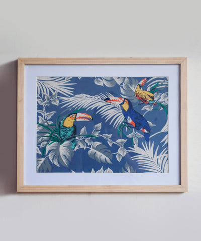 Tropical Forest Wall Art
