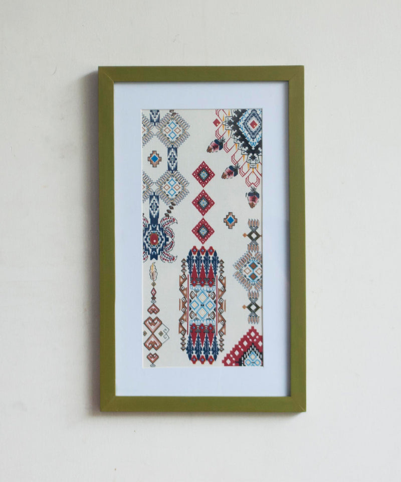 Tribal Love Wall Art Edition 1