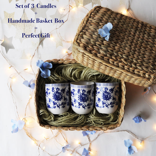 Forest Haze Candle Gifting Box