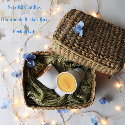 Mango Bite Candle Gifting Box