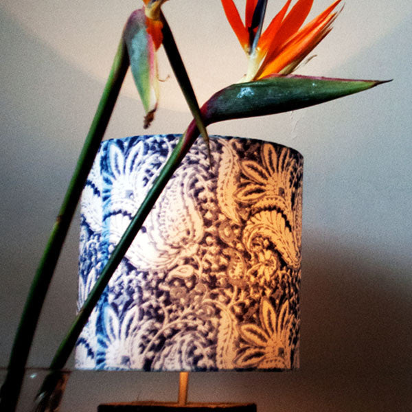 The Raw Vintage Lamp  Shade