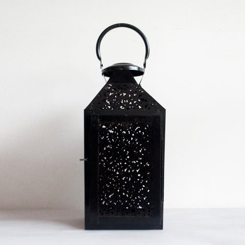 Rusted Gothic Lantern