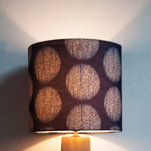 Eye For Silk Lamp Shade