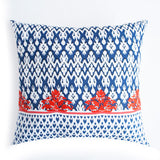 Symphony Blooms Cushion cover