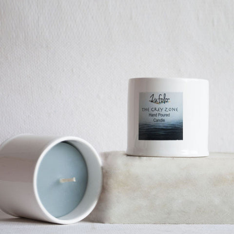 The Grey Zone Candle