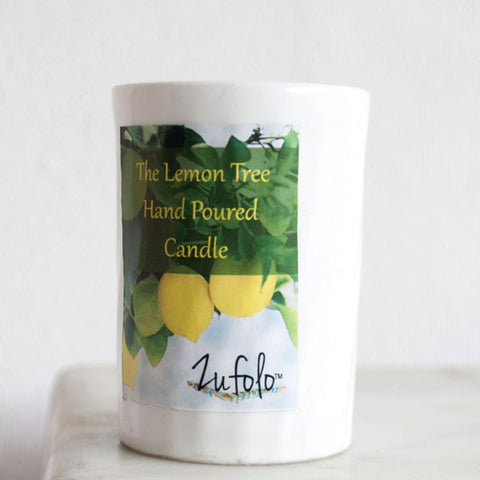 The Lemon Tree Candle