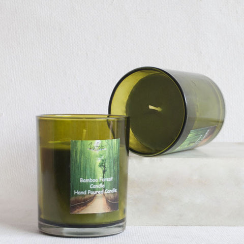 Bamboo Forest Candle
