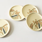 Garden Coaster Set Of 2