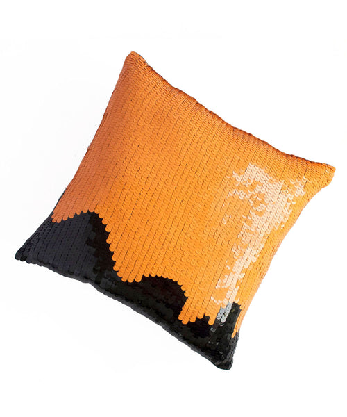 Sunset Ombre sequence Cushion