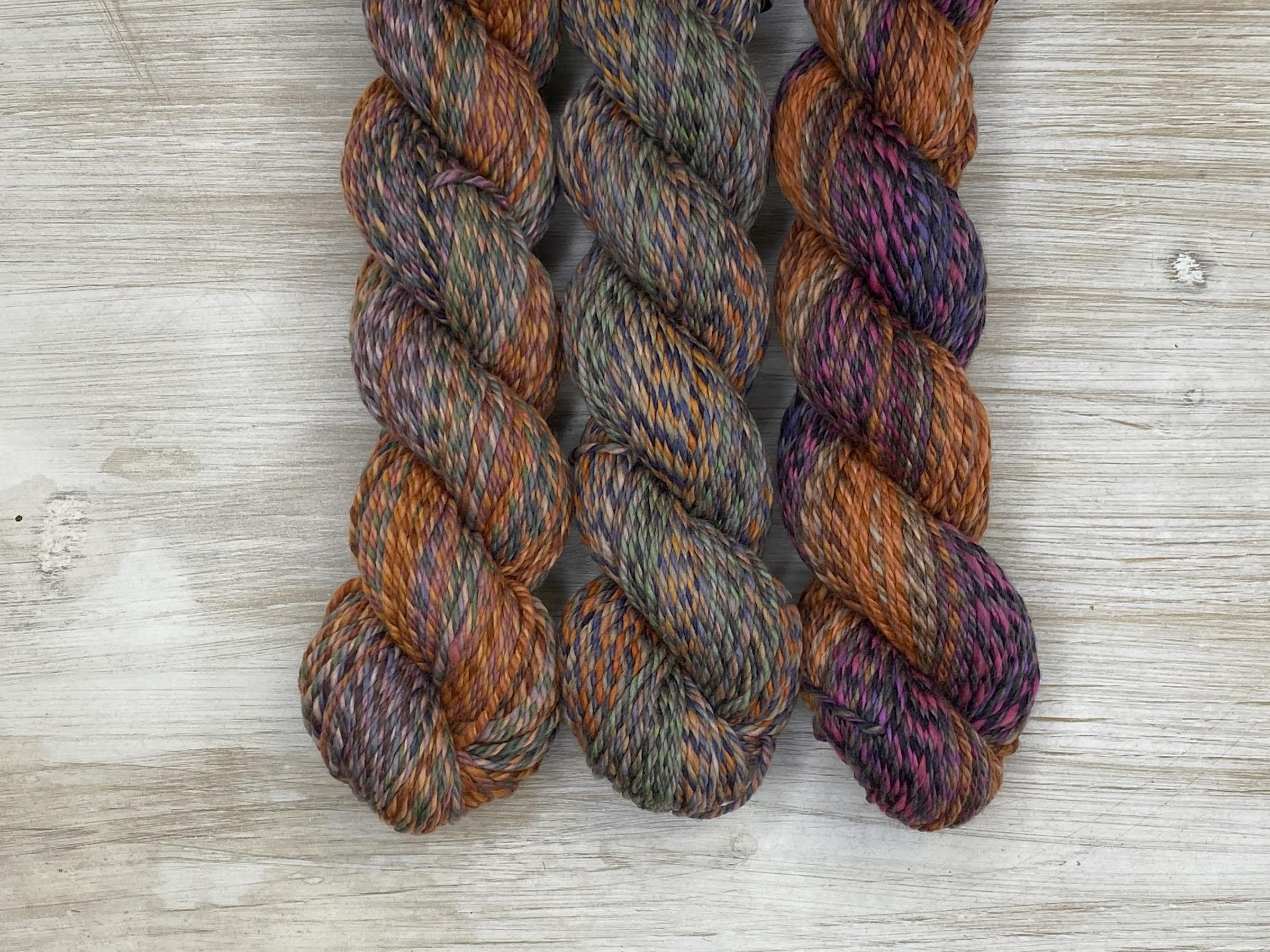 Marry The Night- Homestead Worsted