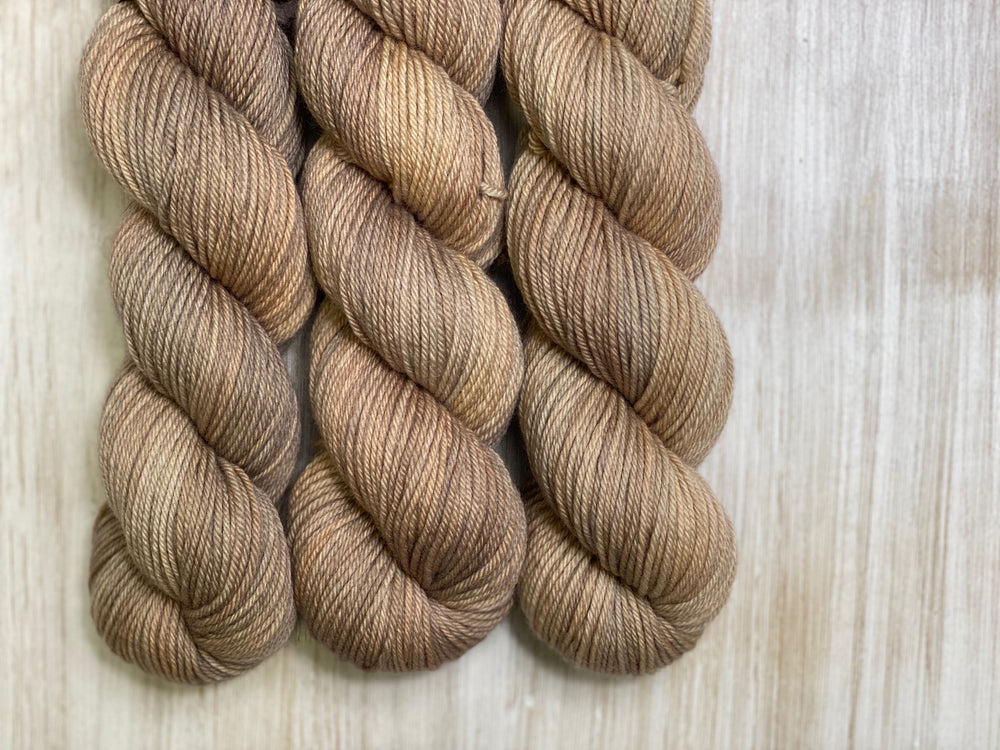 Oak- Journey Worsted