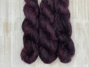 Morticia- Plume Mohair